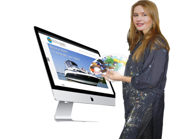 Páginas web a tu medida